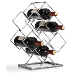 Contemporary Wine Racks by ShopLadder