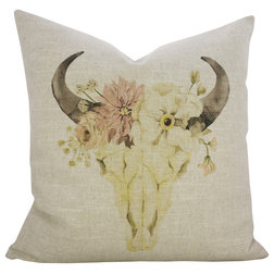 Rustic Decorative Pillows by TheWatsonShop