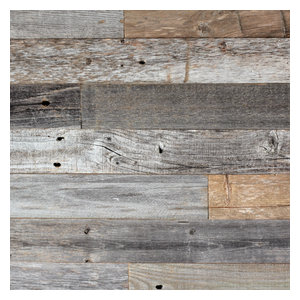Reclaimed Barn Wood Planks, 10 Sq. Ft.