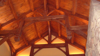 Williams Custom timber frame