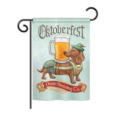 """Doxie Brewing Co. Nature, Everyday Garden Flag 13""""x18.5"""""""