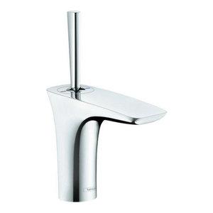 HansGrohe PuraVida Centerset Bathroom Faucet, Chrome