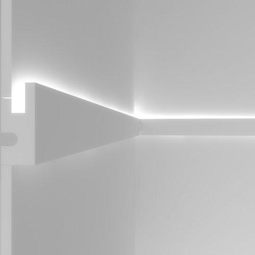 Veletta Per Illuminazione Indiretta Led Da Parete El301