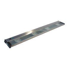 "Counter Attack LED, Undercabinet Task Light, 32"", Stainless Steel"