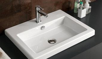 Beautiful Ceramic Bathroom Sinks By Tecla