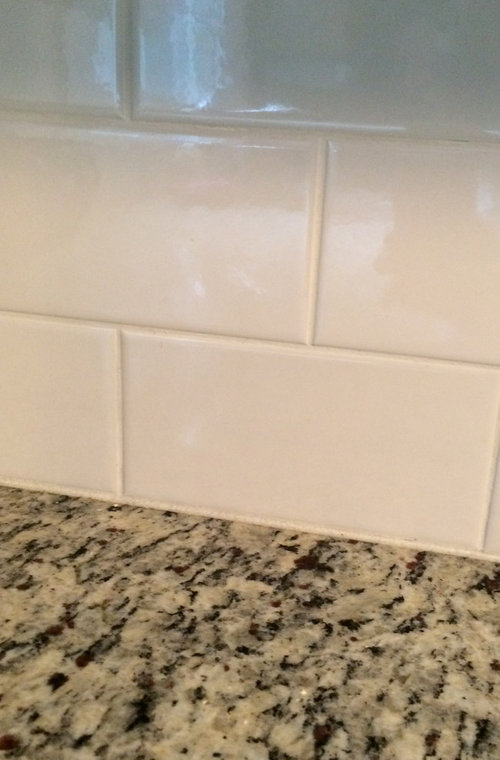 Anyone Have St Cecilia Granite With Painted White Cabinets