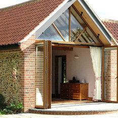 Traditional Patio Doors And Bi Fold Doors