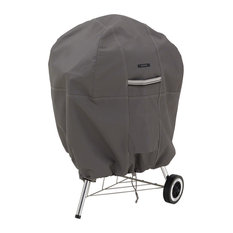 Classic Accessories - Ravenna Patio Kettle BBQ Grill Cover - Grill Tools & Accessories