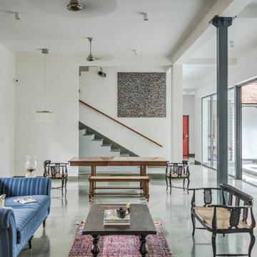Inside the Living Room, Navovado
