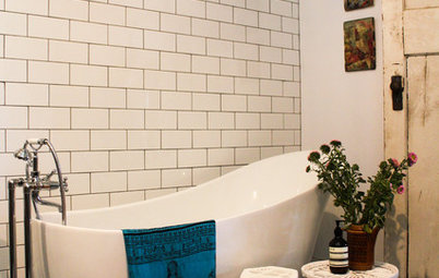 Bathroom Tiles: Lifting the Lid on Size, Pattern and Special Effects