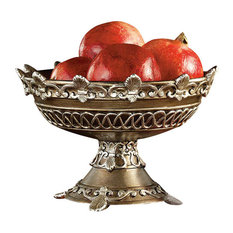 Design Toscano King Arthur S Vessel Of Avalon Centerpiece Bowl Fruit Bowls And Baskets