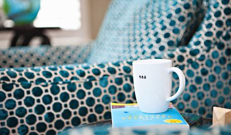 Pausa Relax: Dove Mettere l'Occorrente per Tè e Tisane in Cucina?