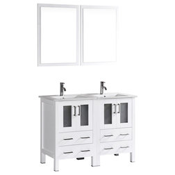Spectacular Contemporary Bathroom Vanities And Sink Consoles by Bosconi