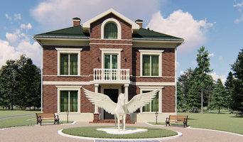 Проект трехэтажного дома 04.18