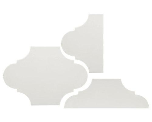 UP1826WP White Plain - Wall & Floor Tiles