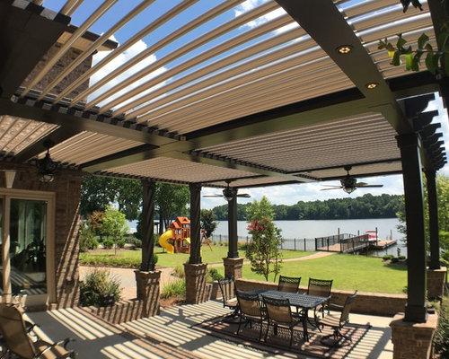 Arcadia Pergola Installation- Lake Norman - Pergolas
