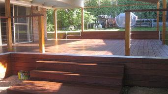 Decks and pergolas