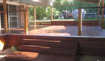 Decks and pergolas