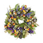 Echinops Wreath, Small