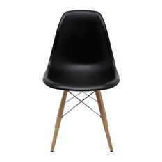Ean Black Dining Chair by Rustic Home Furnishings