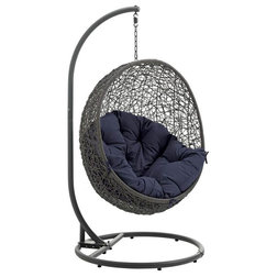 Contemporary Hammocks And Swing Chairs by ShopLadder