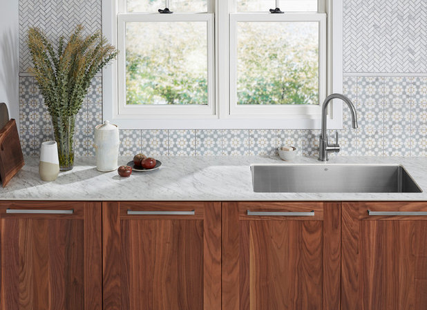 New Trends for Cabinets and Counters at the Kitchen and Bath Show