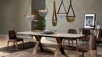 Still стильное решение для столовой зоны
