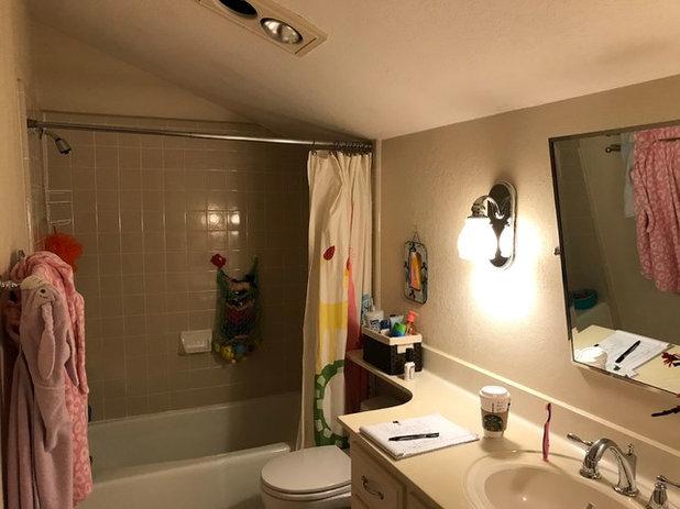 Rising Hills Girls' Bathroom