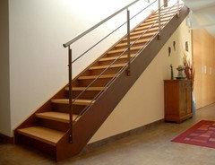 dois je repeindre cet escalier. Black Bedroom Furniture Sets. Home Design Ideas