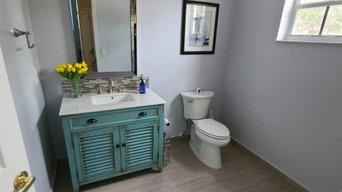 Bathrooms & Built-Ins