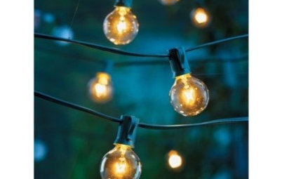 Guest Picks: Stretch Out Summer With Outdoor Lights