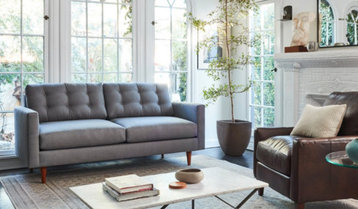 Sofas and Sectionals by Material