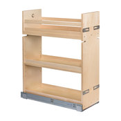 """Century Components CASBO85PF Base Cabinet Pull-Out Kitchen Organizer, 8-7/8"""""""