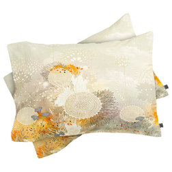 Contemporary Pillowcases And Shams by Deny Designs