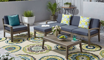 Bestselling Outdoor Lounge Sets Under $999