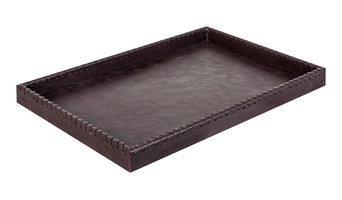 Vical Home Russet Brown Serving Tray