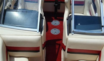 Before & After Boat Upholstery