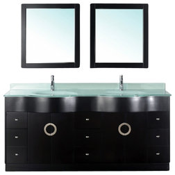 Ideal Bathroom Vanities And Sink Consoles by Unique Online Furniture
