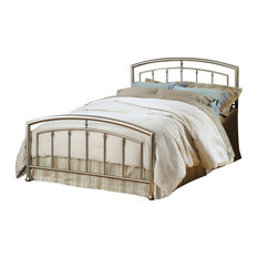 Hillsdale Furniture - Claudia Bed Set, King, Rails Not Included - Panel Beds
