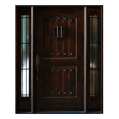 us door window knotty alder exterior front entry door 1d2sl 12