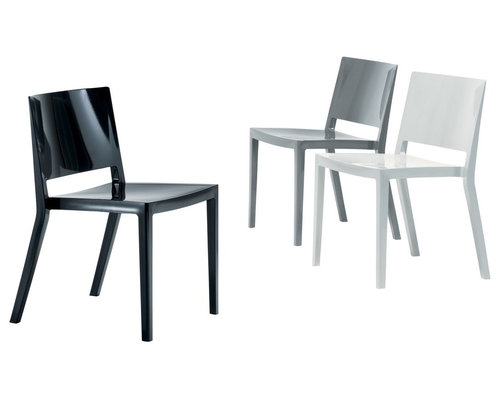 amazing dining chairs by kartell