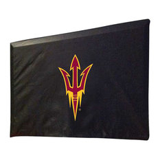 Arizona State TV Cover With Pitchfork Logo
