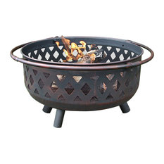 Enjoyable 50 Most Popular Fire Pits For 2019 Houzz Download Free Architecture Designs Grimeyleaguecom