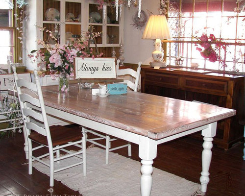 Reclaimed Barn Wood Farm Tables - Dining Tables - Tables - Reclaimed Barn Wood Farm Tables
