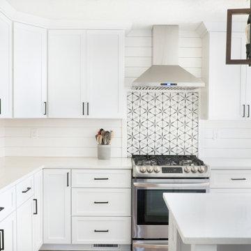 Coastal Kitchen- Bel Air