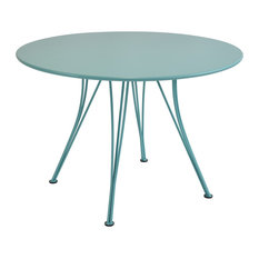 Rendezvous Table, Lagoon Blue