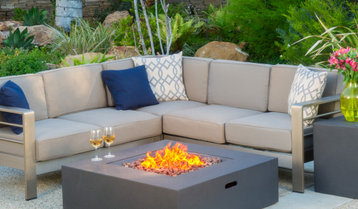 Up to 45% Off Fire Pits and Fire Table Sets