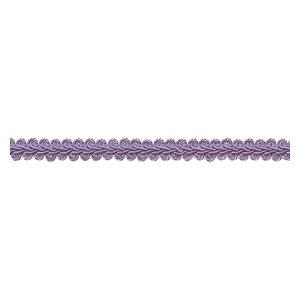 "Lilac Light Purple 4/"" Chainette Tassels Orchid Opera Set of 10"