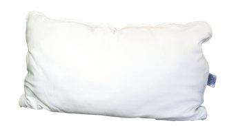 Malpaca Pillow,King, Natural White, King, Medium Fill