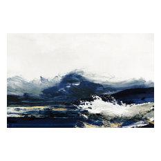 """Water"" Fine Art Canvas Print, 84""x54"""